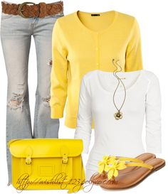 """""""Sunny Easter"""" by wishlist123 on Polyvore"""