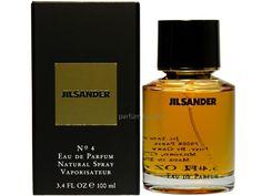 Jil Sander J.S. No 4 Eau de Parfum 100ml Damenparfüm