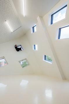 Cultural Center in Mulhouse / Paul Le Quernec