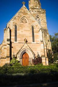 Churches Sydney - List of Sydney Churches for Weddings & Photography. St marks- darling point