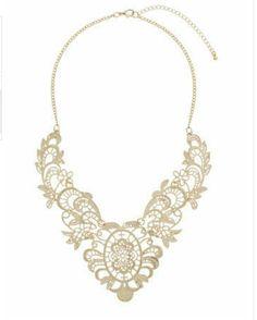 Hen night collar necklace