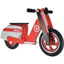 Kiddimoto Scooter - Red/White 410 Kiddimotos stylish replica Scooter represents the best of British design. With iconic styling these classy kids ride on bikes are the wheels to be seen with. Features: For ages 2 to 6 years old Can be http://www.MightGet.com/january-2017-11/kiddimoto-scooter--red-white-410.asp