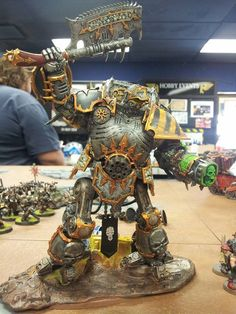 Iron Warriors Knight