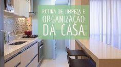 Rotina de Limpeza e Organização da Casa, limpeza diária, semanal, mensal e anual