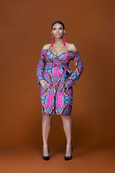 Hey Guys, We want you to take seat and watch these Ankara styles that are too dapper for you to ignore. We can tell you that these Ankara styles are creative, classy and exciting to have. African Fashion Designers, African Inspired Fashion, African Dresses For Women, African Print Dresses, African Print Fashion, Africa Fashion, African Attire, African Wear, African Fashion Dresses