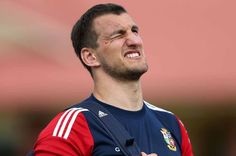 'Sam Warburton will lead the Lions'