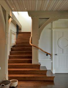 Staircase-Organic Railing