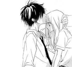 Resultado de imagen para parejas anime