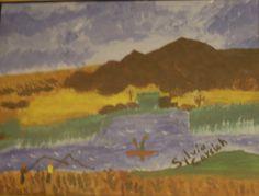 James, Tony and Kne 8X10 acrylic on canvas $50.00 + shipping