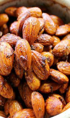 Caribbean Spiced Nut