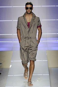 8db282d39e9 Salvatore Ferragamo Spring 2009 Menswear Collection Photos - Vogue Romper  Men