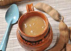 Recetas - ATOLE DE TAMARINDO - La primera red social de comida mexicana