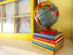 Maps & Globe ♥