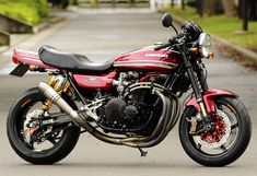 Custom Kawasaki Z1 by AC SANCCTUARY