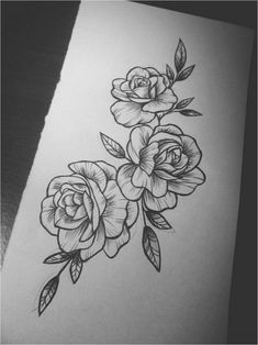 55 Simple Small Flowers Tattoos Drawing Tattoos Ideas For Women This Season Beautiful Flower Tattoo Drawing Ideas for Women Flower Tattoo Drawings, Flower Tattoo Designs, Tattoo Sketches, Hip Tattoo Designs, Drawing Tattoos, Drawing Flowers, Drawing Drawing, Drawing Faces, Art Sketches