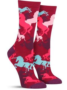 Mythical Unicorns Socks