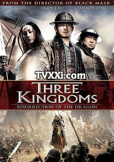 Sammo Hung Kam-Bo, Andy Lau and Maggie Q in Three Kingdoms: Resurrection of the Dragon Top Movies, Drama Movies, Movies To Watch, Movies And Tv Shows, Film Watch, Action Film, Action Movies, Sammo Hung, Andy Lau