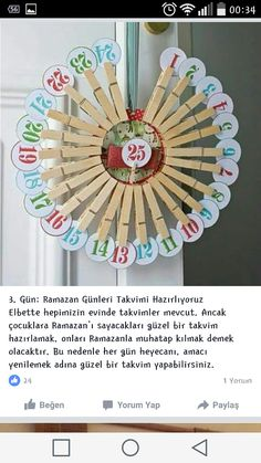 Ramazan takvimi