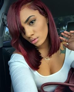 Love this hair color