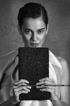 Portrait of Kangna Ranaut