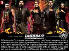 Cine Bollywood Colombia: DHOOM 2