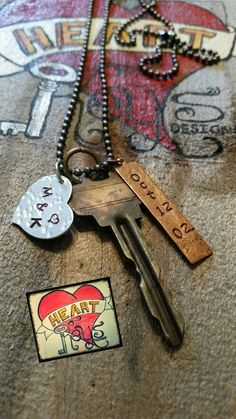 The day I gave him the key to my heart.    https://m.facebook.com/heartkeysdesigns