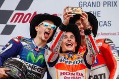 決勝レース:マルケスが4年連続の優勝