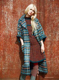 Kirsty Hume for Harper's Bazaar UK