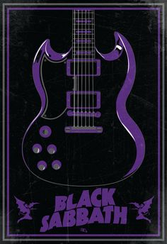 Black Sabbath ~ Master of Reality by GabeRios