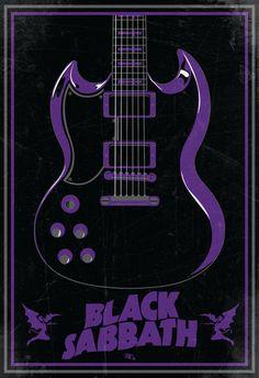 Black Sabbath ~ Master of Reality by GabeRios