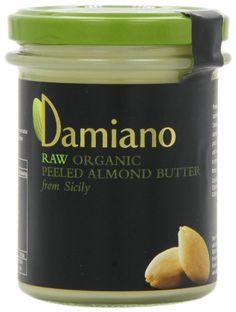 Damiano Organic Raw Peeled Almond Butter 180 g (Pack of 2) Damiano http://www.amazon.co.uk/dp/B00AHU9GG2/ref=cm_sw_r_pi_dp_UDlLwb01NPB1F