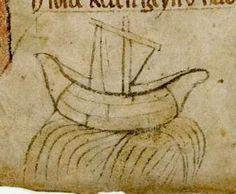 Wolfram <von Eschenbach>: Willehalm (Fragment) Sachsen (Umkreis Quedlinburg/Halberstadt), um 1270 - 1275 Cgm 193,III Folio 4v