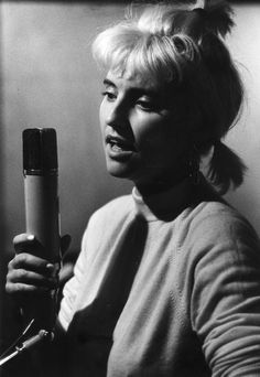 Carmel McCourt- jazz/soul singer.