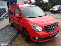 Używane Mercedes-Benz Citan - 31 900 PLN, 129 300 km, 2013 - otomoto.pl