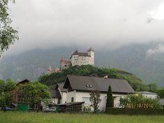Balzers Castle, Liectenstein
