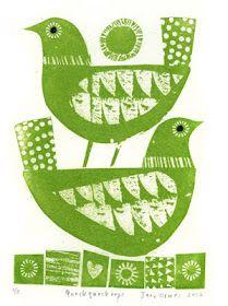 print & pattern: NEW WORK - jane ormes