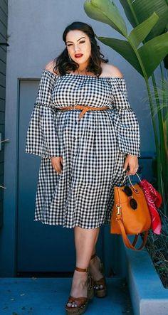 Plus Size Dress - Plus Size Fashion for Women