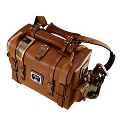 http://theleathershop.com/ EXPEDITION BAG - Natural