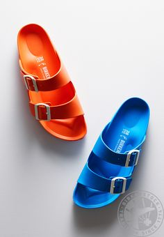 BIRKENSTOCK ARIZONA in bright colors