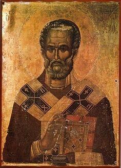 Ikona Svetog Nikole - Saint Nicholas' Icon