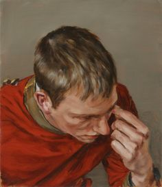 Michaël Borremans: Lakei, 2010
