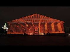▶ Building Projection Videomapping Hungary 2013 Moscow Art Vision Contest (AD: Laszló Czigany) - YouTube