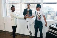 Isaiah Rashad, Vic Mensa and Chance the Rapper Xxl Freshman, Nerd Boyfriend, Vic Mensa, Hip Muscles, Chance The Rapper, Hip Workout, Hip Hop Artists, Lifestyle Photography