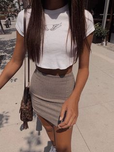 trendy outfits for summer \ trendy outfits . trendy outfits for school . trendy outfits for summer . trendy outfits for women . trendy outfits for fall . Classy Outfit, Cute Casual Outfits, Dress Casual, Rock Outfits, Cute Dress Outfits, 30 Outfits, Cute Outfits With Skirts, Pacsun Outfits, Cool Girl Outfits