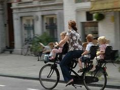 Great post on bikes in Amsterdam! One of my favorite places.