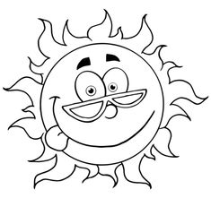 Summer Coloring Sheets Printable Lovely Free Summer Coloring Pages Printable Summer Coloring Sheets, Summer Coloring Pages, Preschool Coloring Pages, Halloween Coloring Pages, Cool Coloring Pages, Disney Coloring Pages, Coloring Pages To Print, Free Printable Coloring Pages, Coloring Pages For Kids