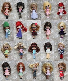 Cute collection. Great clothes
