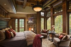 Fireplaces in Warm-Cozy Living Spaces-21-1 Kindesign