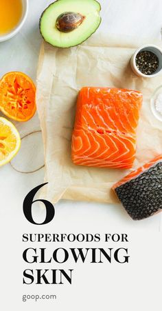 6 superfoods packed