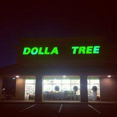 Holla!  I'm goin' down to tha Dolla